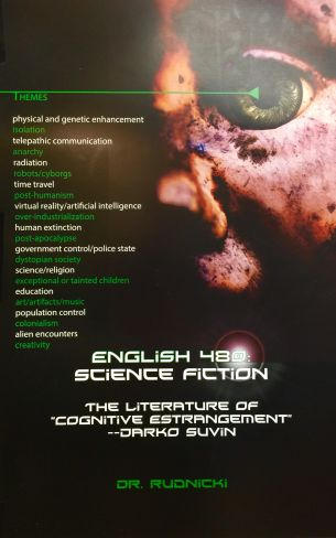 ENGL 480: Science Fiction